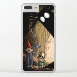 Over the garden wall Clear iPhone Case
