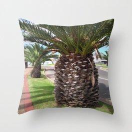 Pineapple Tree Throw Pillow