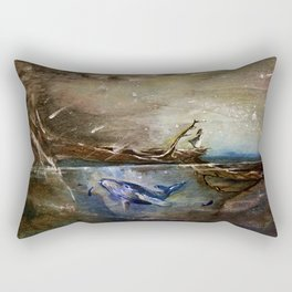 Distance  Rectangular Pillow