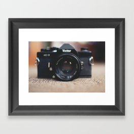 Vivitar Framed Art Print
