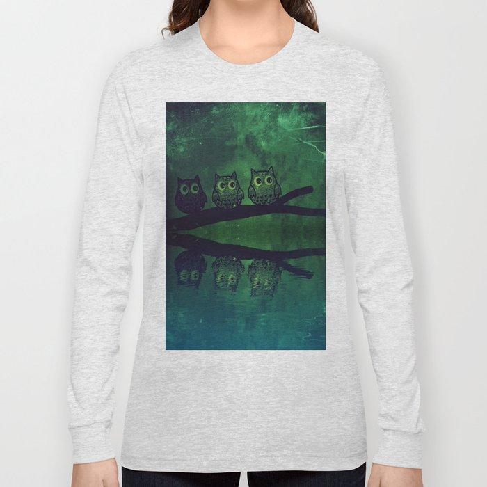 owl-86 Long Sleeve T-shirt