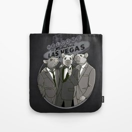 Rat Pack Tote Bag