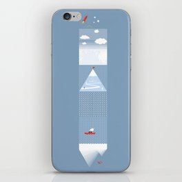 WATER CYCLE iPhone Skin