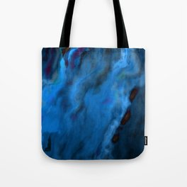 Ascending from the Broken Ashes Tote Bag