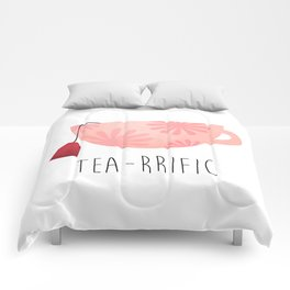 Tea-rrific Comforters