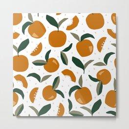 L'Orange Metal Print