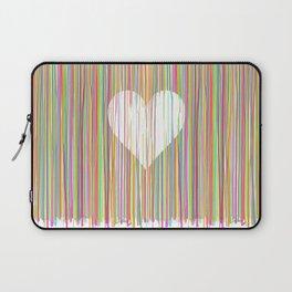 Heart. Valentines day gift. Valentine. Love. Romance. Feb 14th. Laptop Sleeve