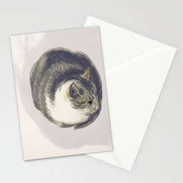 Fat Cat Stationery Cards