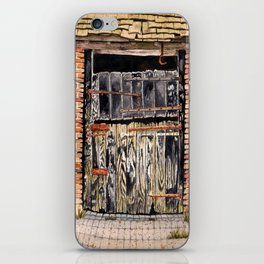 Stable Door Outside iPhone Skin