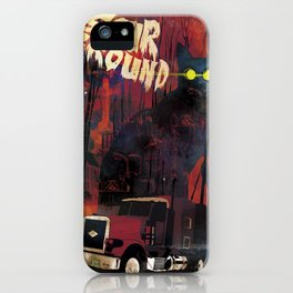 Sour Ground - Pet Sematary Tribute iPhone Case