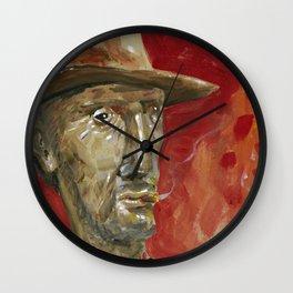 Lucky Luke Wall Clock