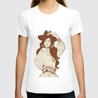 boho T-shirts featuring Boho Chic	 by JeraRS