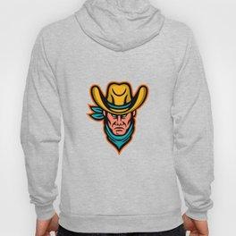 American Cowboy Sports Mascot Hoody
