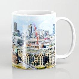 st-paul-s-london-millenium-bridge Coffee Mug
