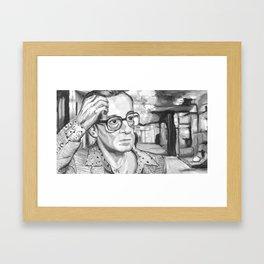 Broadway Danny Rose no. 4 Framed Art Print