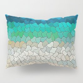 SEA MOSAIC Pillow Sham