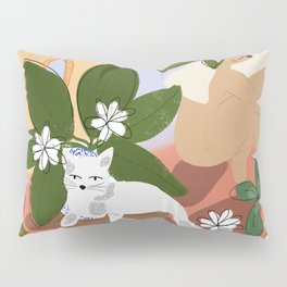 Summer in Paradise Pillow Sham