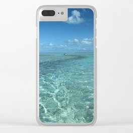 The Flats Clear iPhone Case