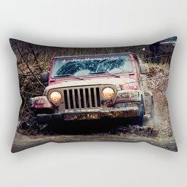 Offroad extreme Rectangular Pillow
