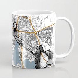 Atlas of Inspiring Protests; VÄXJO Coffee Mug