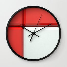 Channels Wall Clock