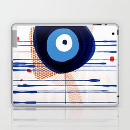 Good luck, Dear! | Modern Happy Art Laptop & iPad Skin