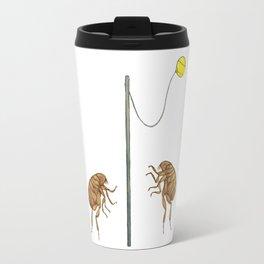 Teeny Tiny Tetherballers Travel Mug