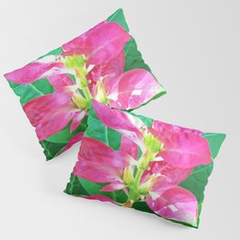 Flower #1 Color Pillow Sham