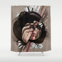 helen Shower Curtains featuring HELEN by CABINET