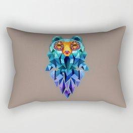 TTB LOGO (Brown) Rectangular Pillow
