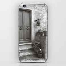 Rome Door 4 iPhone & iPod Skin