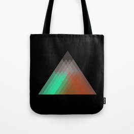 The Heart of the Mountain Tote Bag