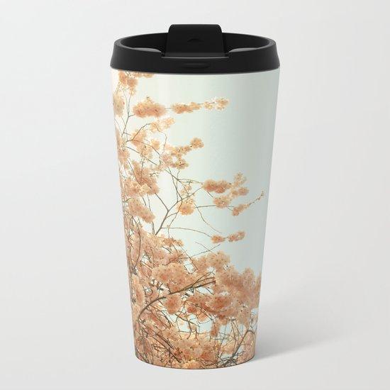 Spring is Here Metal Travel Mug