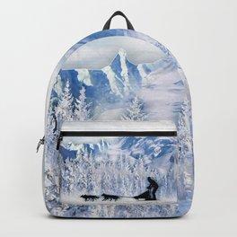 Dogsledding Backpack