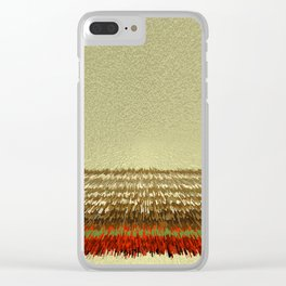 COLOR 35 Clear iPhone Case