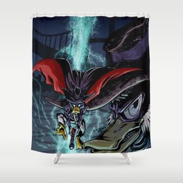 That Flaps In The Night! Shower Curtain