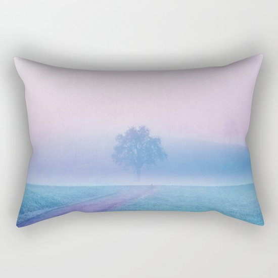 Pastel vibes 02 O-P Rectangular Pillow