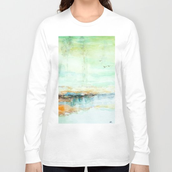 Spring is coming Long Sleeve T-shirt