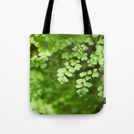 maidenhair Tote Bag