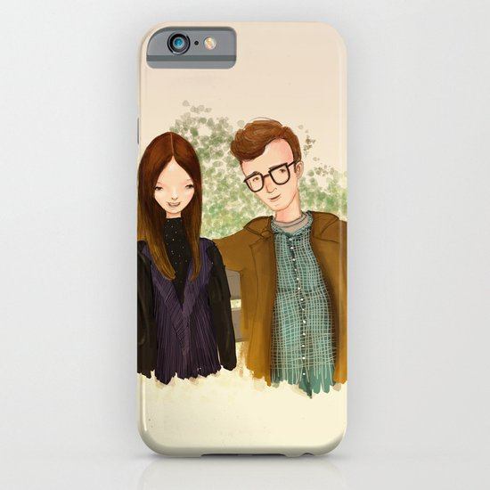 Annie Hall iPhone & iPod Case