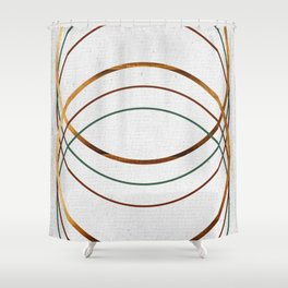 Ring Shower Curtain
