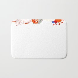 my dreams exploded Bath Mat