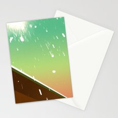 The Locked Room Stationery Cards