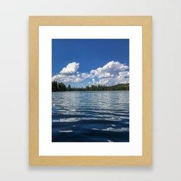 Medco Pond Framed Art Print