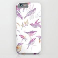 If you're a bird, I'm a bird. Slim Case iPhone 6s