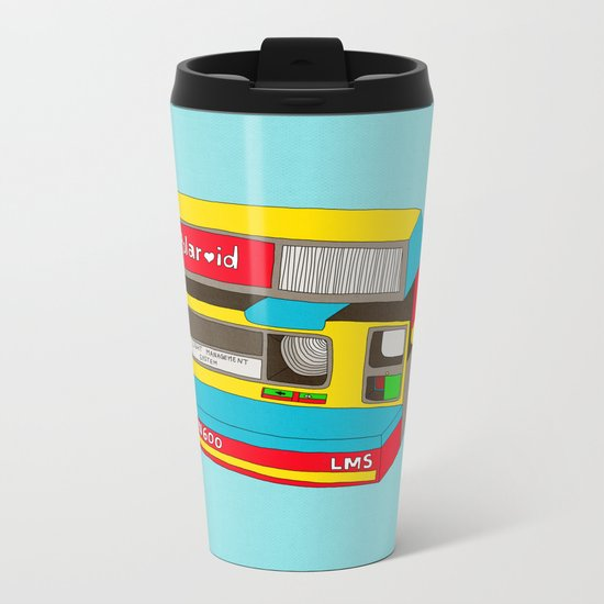 Captures Great Moments (color toy) Metal Travel Mug