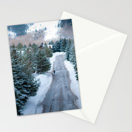 The Walk Home Stationery Cards