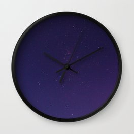 From Sky to Desert (Color) Wall Clock
