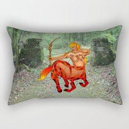 Centauress Knot Rectangular Pillow