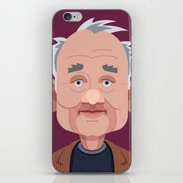 Comics of Comedy: Bill Murray iPhone Skin